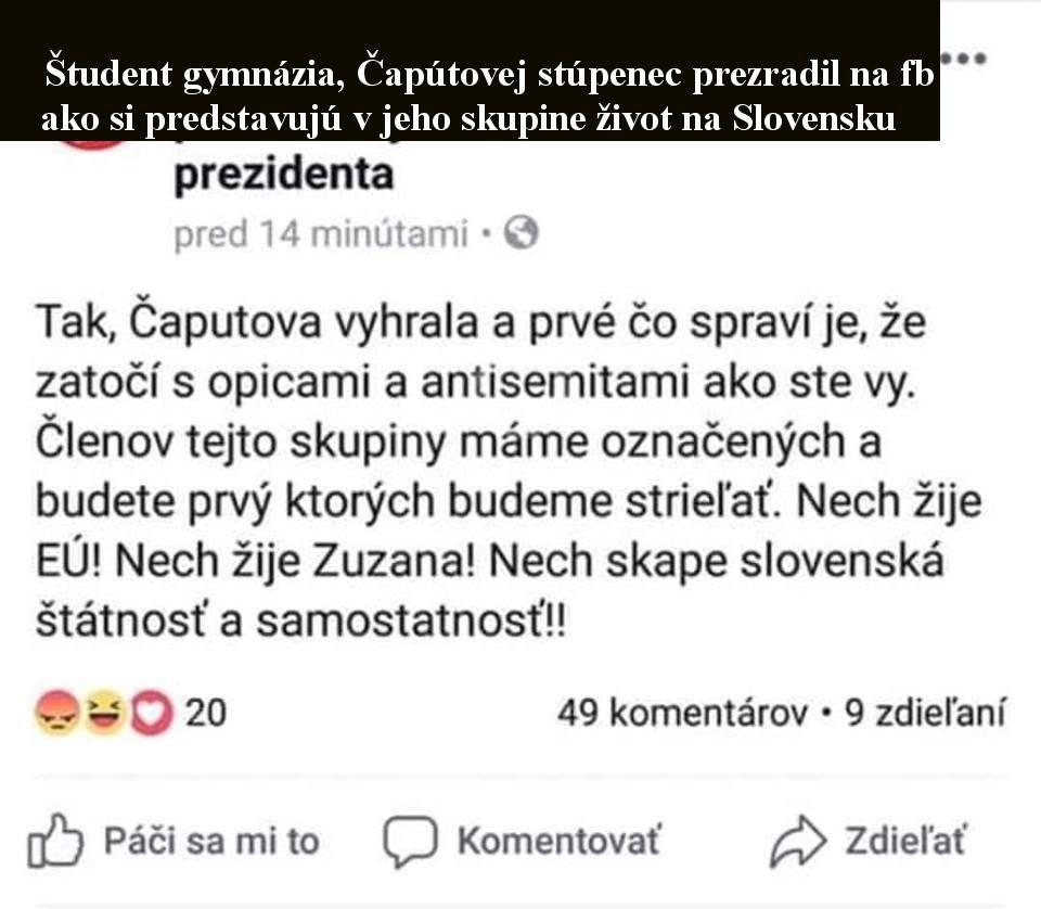 d7ea8feff Názory študenta Emila X., človeka milión z petržalského gymnázia a jeho  priateľov v 21. storočí, na vlasť